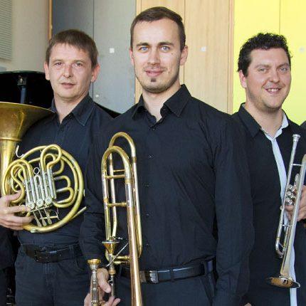 Podium-Brass-Quintet