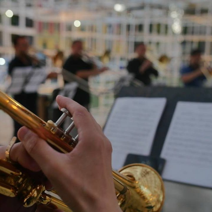 albanian brass